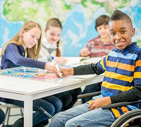 Paradigmas da inclusão social no ambiente escolar