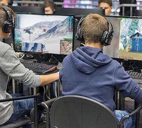 Jogos Digitais (Tecnológico)