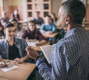 Docência do Ensino superior (Semipresencial)