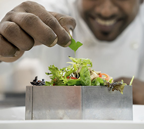 Cozinha Fria e Garde Manger