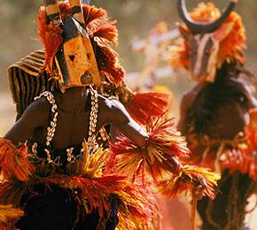 História das Grandes Religiões Africanas