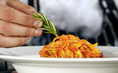 Cozinha Europeia e do Mediterrâneo