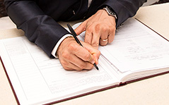 Serviços Jurídicos e Notariais
